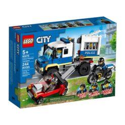 Politie Gevangenentransport Set 60276