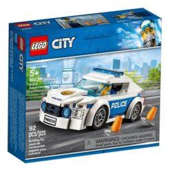 Politiepatrouille Auto Lego City Set 60239