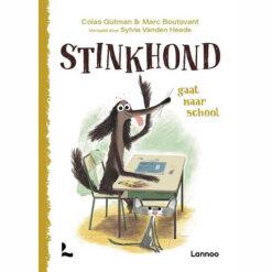 Stinkhond Gaat Naar School Voorleesboek
