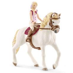Sofia en Blossom Schleich Paard en Meisje